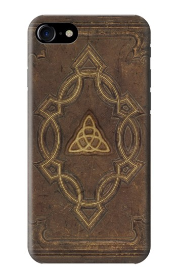 Printed Spell Book Cover Iphone 7 Case