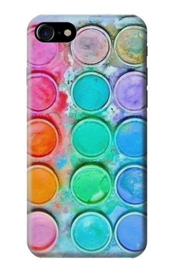 Printed Watercolor Mixing Iphone 7 Case