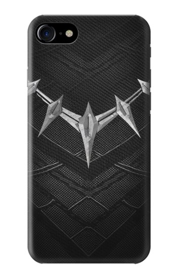 Printed Black Panther Inspired Costume Necklace Iphone 7 Case