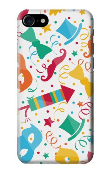Printed Carnival Pattern Iphone 7 Case