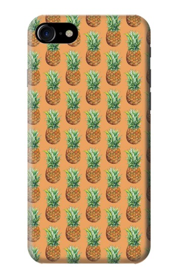 Printed Pineapple Pattern Iphone 7 Case