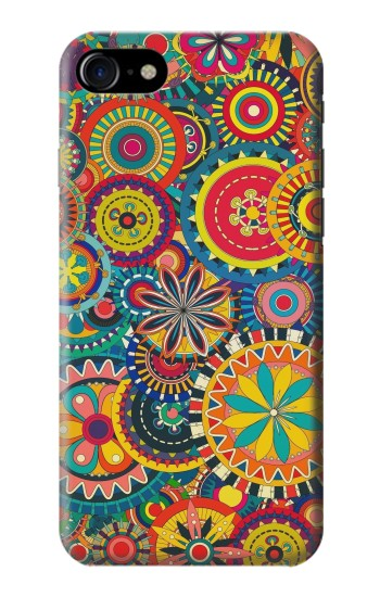 Printed Colorful Pattern Iphone 7 Case