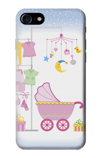 Printed Baby Supplies Iphone 7 Case