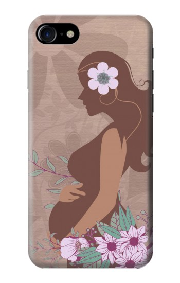 Printed Pregnant Mommy Baby Iphone 7 Case