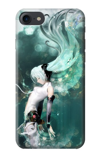 Printed Hatsune Miku Aqua HTC One E9+ Case