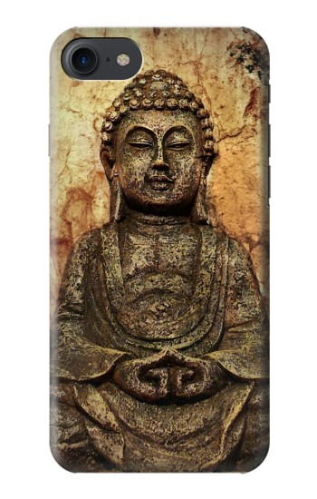 Printed Buddha Rock Carving HTC One E9+ Case