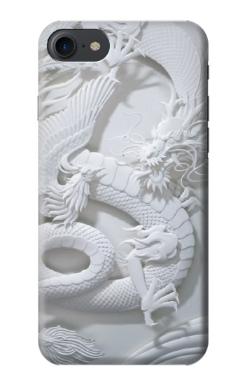 Printed Dragon Carving HTC One E9+ Case