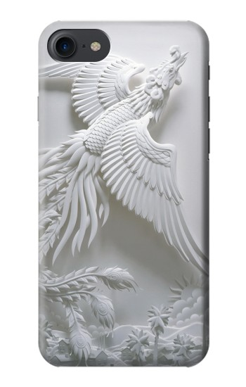 Printed Phoenix Carving HTC One E9+ Case