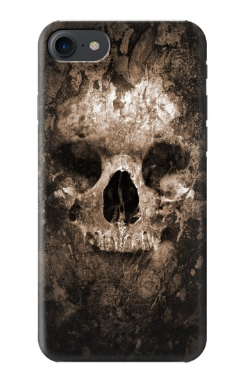 Printed Skull HTC One E9+ Case
