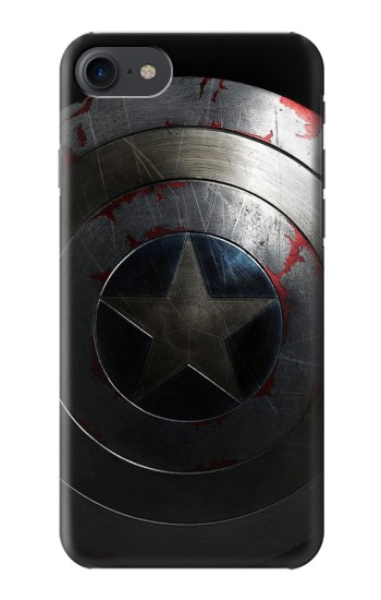 Printed Captain Shield HTC One E9+ Case