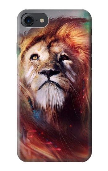 Printed Leo Paint HTC One E9+ Case