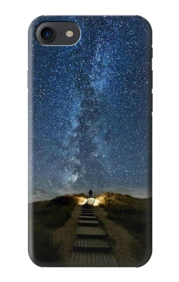 Printed Stairway to Heaven Iceland HTC One E9+ Case