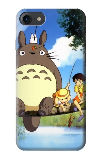 Printed Totoro and Friends HTC One E9+ Case