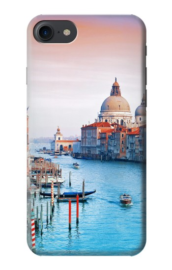 Printed Beauty of Venice Italy HTC One E9+ Case