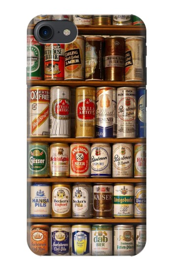 Printed Beer Cans Collection HTC One E9+ Case