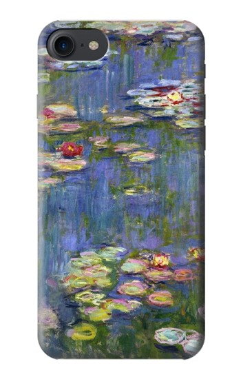 Printed Claude Monet Water Lilies HTC One E9+ Case