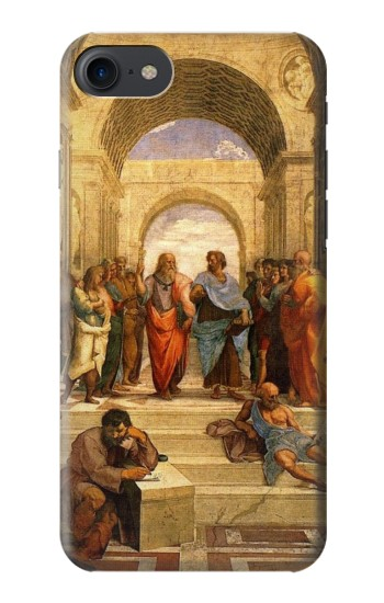 Printed Raphael\'s School of Athens HTC One E9+ Case