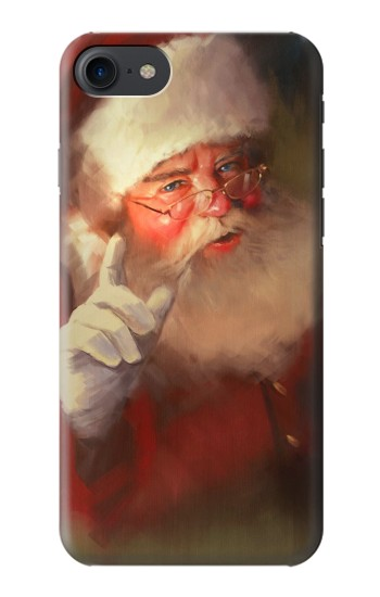 Printed Xmas Santa Claus HTC One E9+ Case