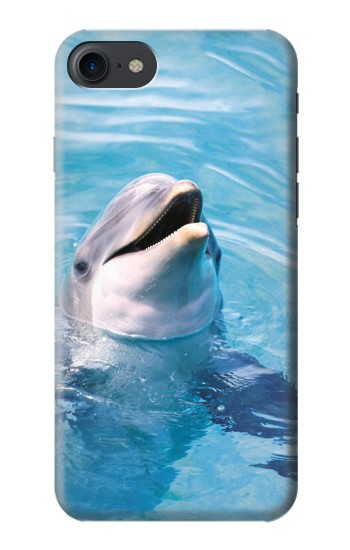 Printed Dolphin HTC One E9+ Case