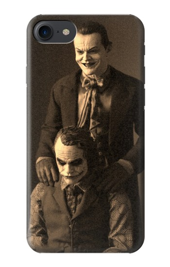 Printed Jokers Together HTC One E9+ Case