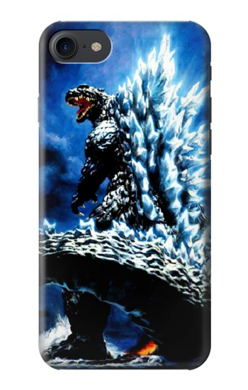 Printed Godzilla Giant Monster HTC One E9+ Case