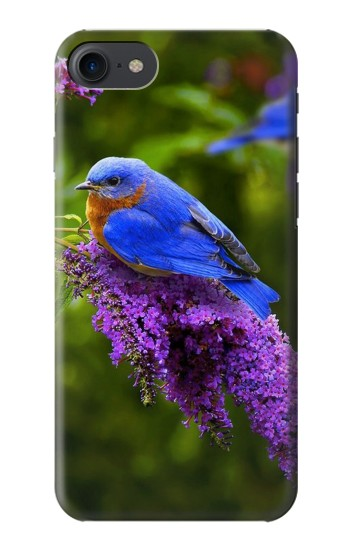 Printed Bluebird of Happiness Blue Bird HTC One E9+ Case
