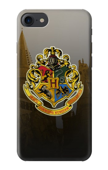 Printed Hogwarts School of Witchcraft and Wizardry HTC One E9+ Case