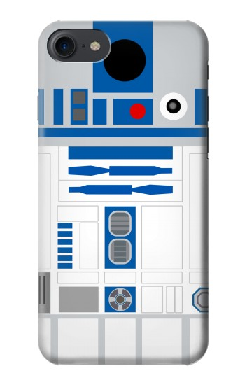 Printed R2D2 Minimalist HTC One E9+ Case