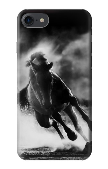 Printed Running Horse HTC One E9+ Case