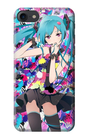 Printed Vocaloid Hatsune Miku Tell Your World HTC One E9+ Case