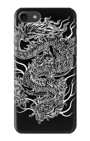 Printed Dragon Tattoo HTC One E9+ Case