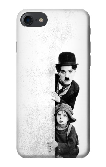Printed Charlie Chaplin HTC One E9+ Case