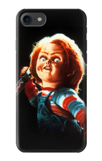 Printed Chucky With Knife HTC One E9+ Case