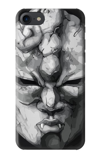 Printed Jojo Bizarre Adventure Stone Mask HTC One E9+ Case