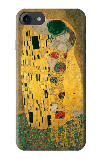 Printed Gustav Klimt The Kiss HTC One E9+ Case