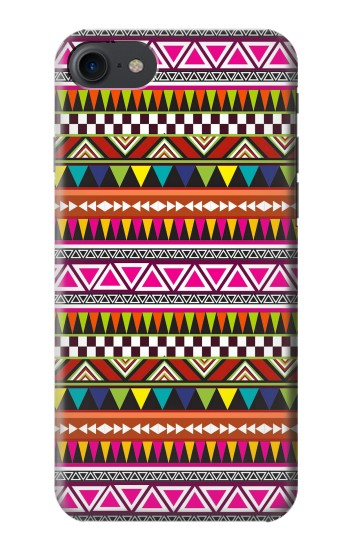 Printed Aztec Tribal Pattern HTC One E9+ Case