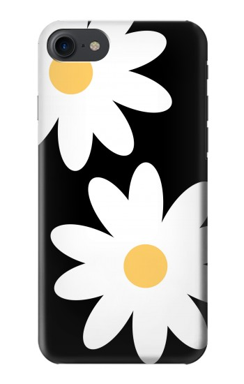Printed Daisy White Flowers HTC One E9+ Case