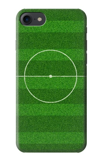 Printed Football Soccer Field HTC One E9+ Case