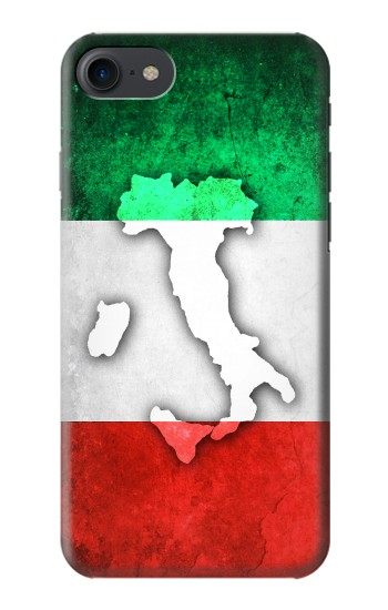 Printed Italy Flag HTC One E9+ Case