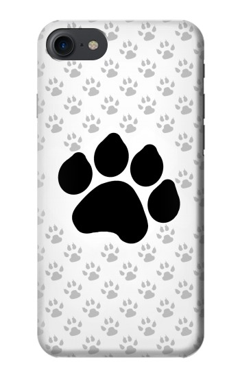 Printed Paw Foot Print HTC One E9+ Case