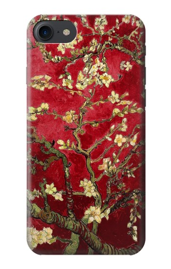 Printed Red Blossoming Almond Tree Van Gogh HTC One E9+ Case