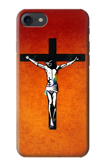 Printed Jesus Christ On The Cross HTC One E9+ Case
