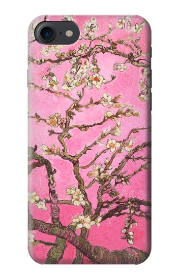 Printed Pink Blossoming Almond Tree Van Gogh HTC One E9+ Case