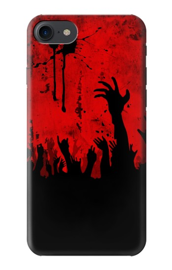 Printed Zombie Hands HTC One E9+ Case