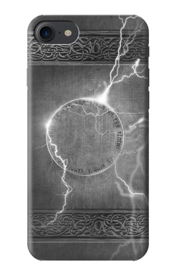 Printed Thor Thunder Strike Hammer HTC One E9+ Case