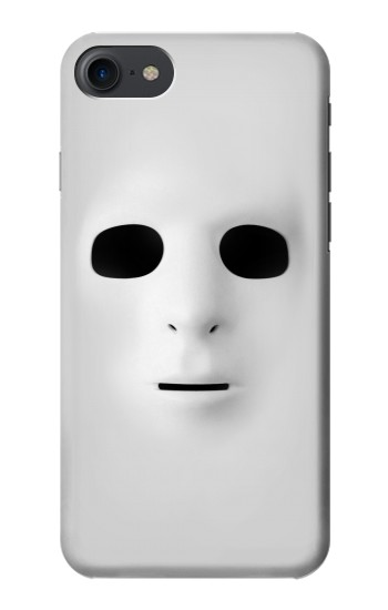 Printed White Face Mask HTC One E9+ Case