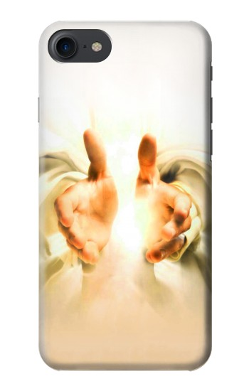 Printed Hand of God HTC One E9+ Case