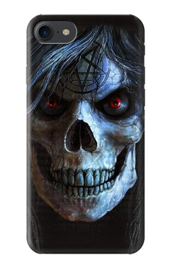 Printed Evil Death Skull HTC One E9+ Case