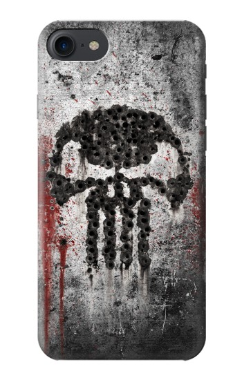 Printed Punisher HTC One E9+ Case