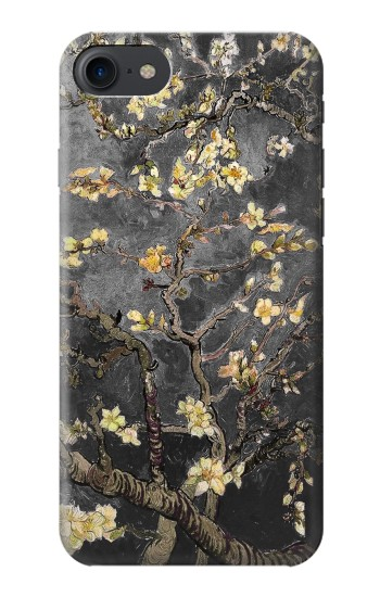Printed Black Blossoming Almond Tree Van Gogh HTC One E9+ Case